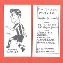 Newcastle United George Lackenby 508